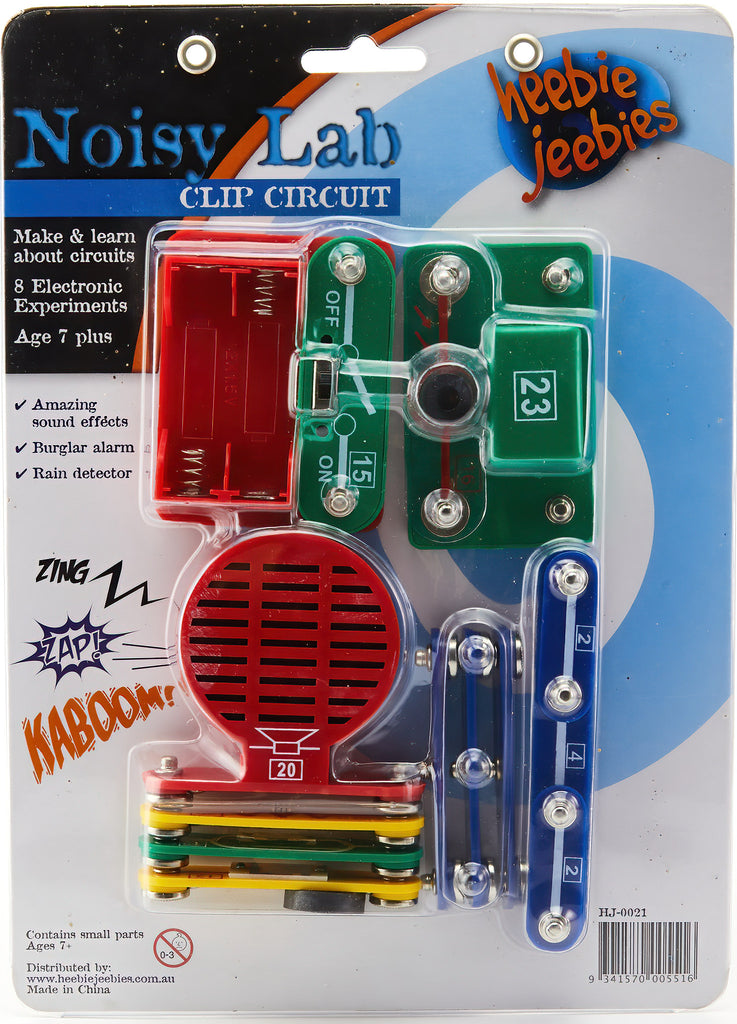 Clip Circuit Noisy Lab