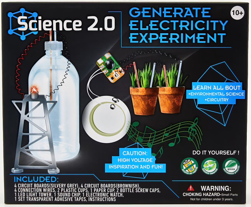 Electricity Experiments Kit
