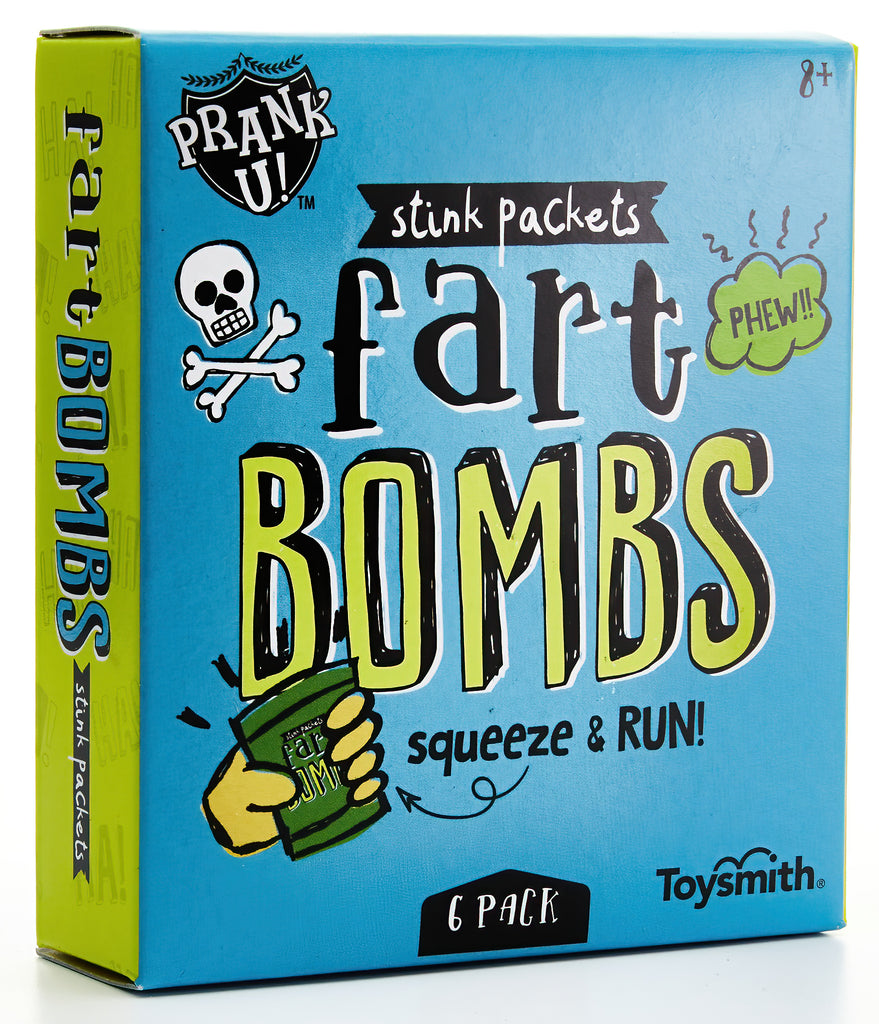 Fart Bombs 6 pack
