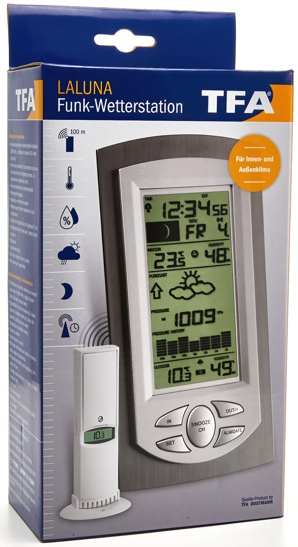 Laluna Digital weather Station