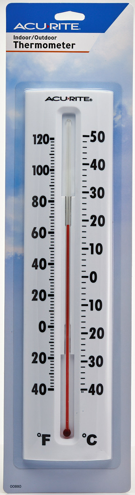 Large Accurite Thermometer