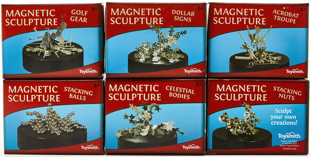 Magnetic Sculptures