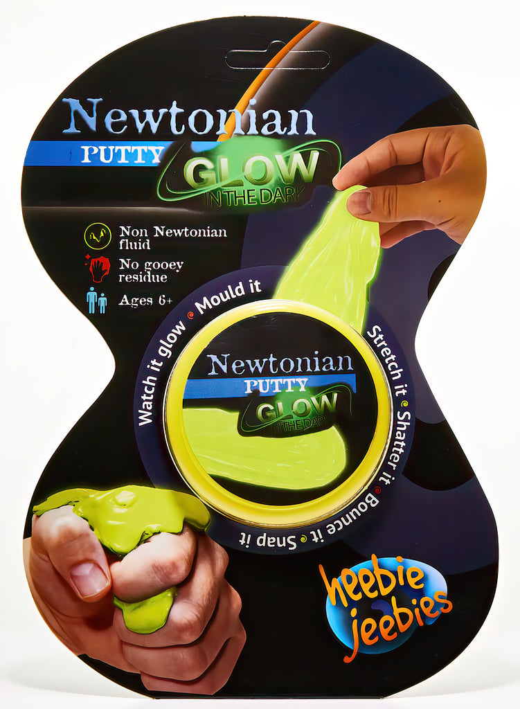 Newtonian Putty (Glow in the Dark)