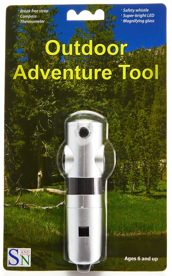 Outdoor Adventure Multitool