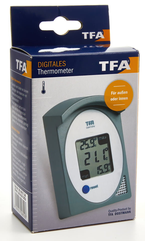 Outdoor Digital Max/Min thermometer
