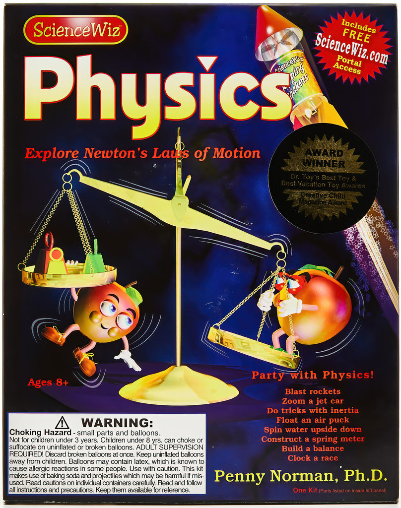 Physics Wizkit