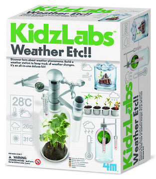 Weather Lab Set