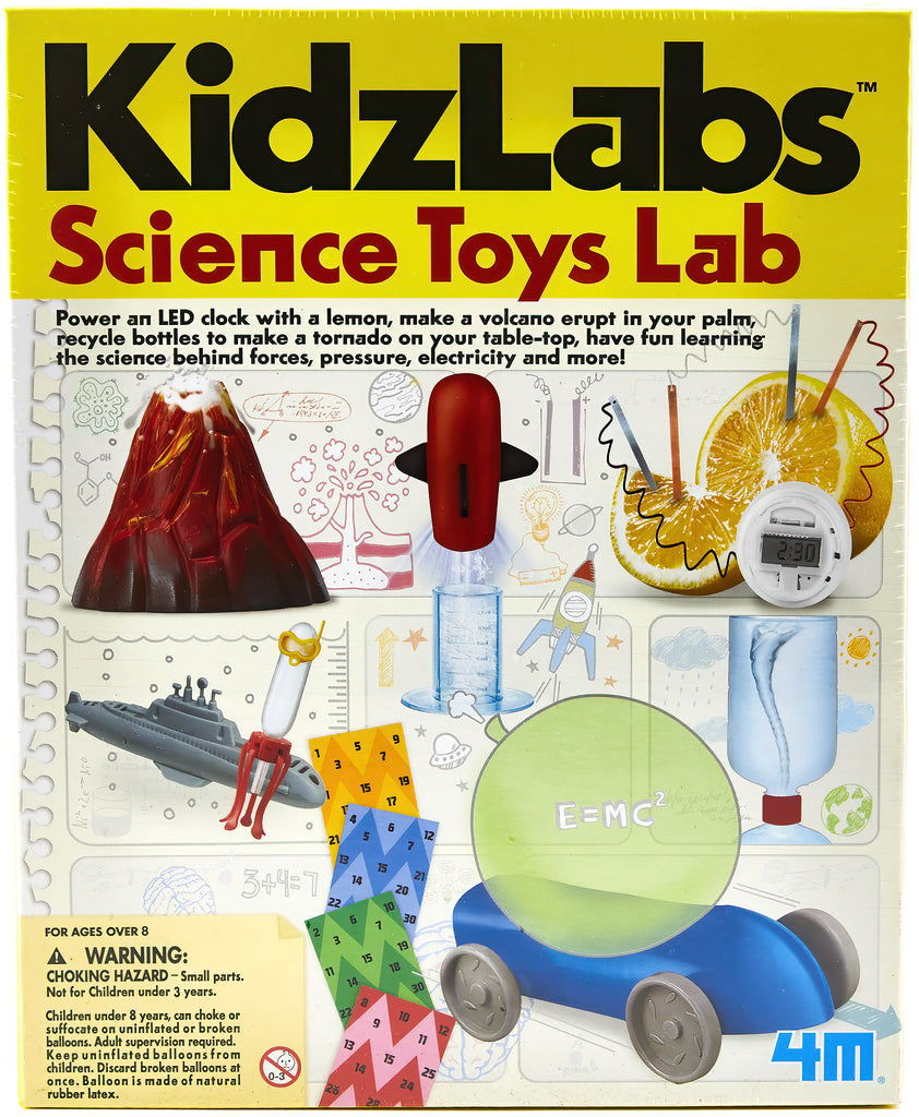 Science Toys Lab