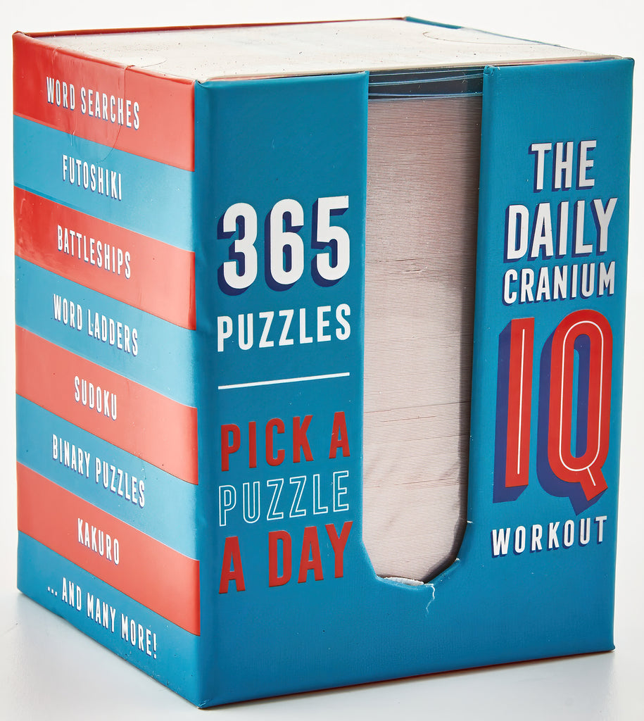 The Daily Cranium IQ Workout