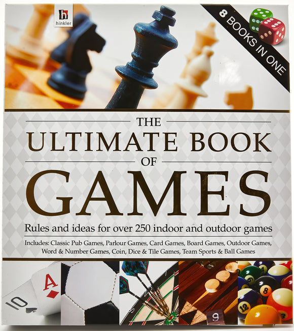 The Ultimate Book of Games