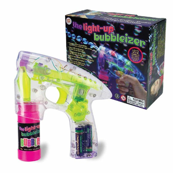Bubbleizer Light up