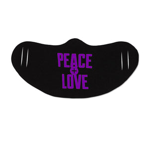 PEACE and LOVE CLASSIC MASK
