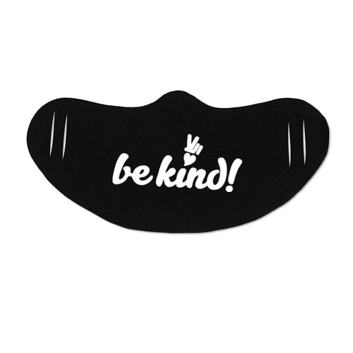 PEACE and LOVE BE KIND MASK