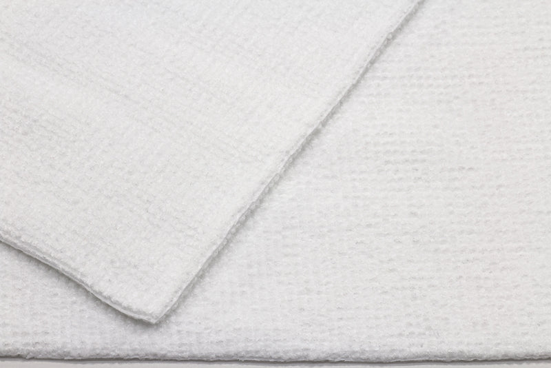 Edgeless Pearl Weave Microfiber Towel (400 gsm, 16 in. x 16 in.)