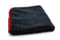Elite Silk Edge Microfiber Detailing Towel (360 gsm, 16 in. x 16 in.)