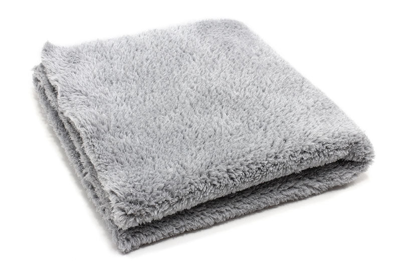 Plush Korean Edgeless Microfiber Detailing Towel (470 gsm, 16 in. x 16 in.)