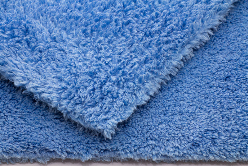 Extra Fluffy Edgeless Korean Car Drying Towel (470 gsm, 24 in. x 40 in.)