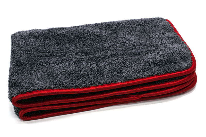Plush Microfiber Automotive Drying Towel (600 gsm, 16 in. x 24 in.)