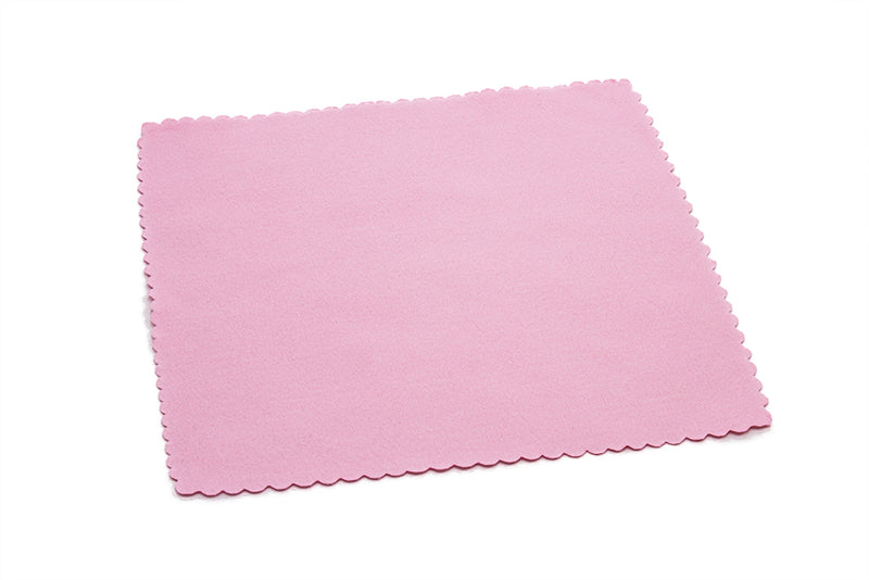 Microfiber Suede Eye Glass Cleaning Cloth ( 200 gsm, 6 in. x 6 in.)