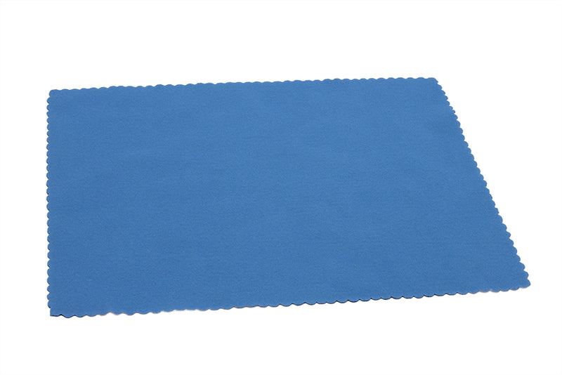 Suede Microfiber iPad & Tablet Touch Screen Wiper Cloth (200 gsm, 7 in. x 9 in.)