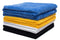 Edgeless Microfiber Detailing Towel Sample Pack (8 Pack)