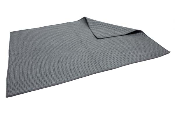 Microfiber Waffle Weave Sports and Gym, Hand and Face Towel (400 gsm, 16 in. x 24 in.)