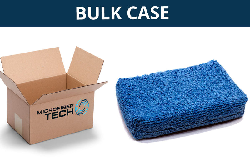 Thin Microfiber Block Sponge & Applicator (5 in. x 3.5 in. x 0.75 in.) Case of 312