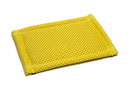 Medium Microfiber Mesh & Terry Kitchen & Dish Sponge (6 in. x 4 in.)