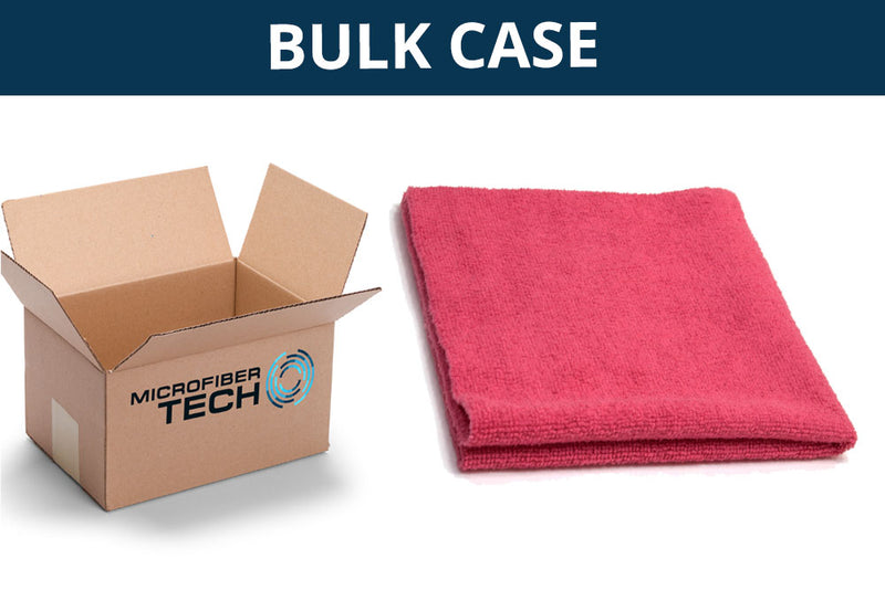 Edgeless All-Purpose, Cleaning, Dusting, Wiping, Microfiber Towel (300 gsm, 16 in. x16 in.) CASE of 240