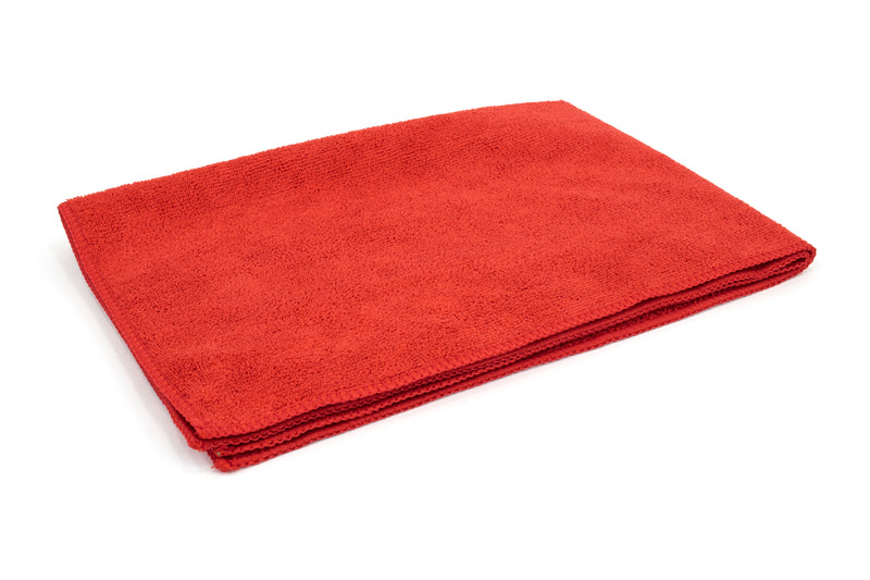General Purpose Heavy-Weight Microfiber Cleaning Towel  (400 gsm, 16 in.  x 24 in.)