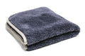 Extra Fluffy Microfiber Detailing Towel with MicroEdge (600 gsm, 16 in. x 16 in.)