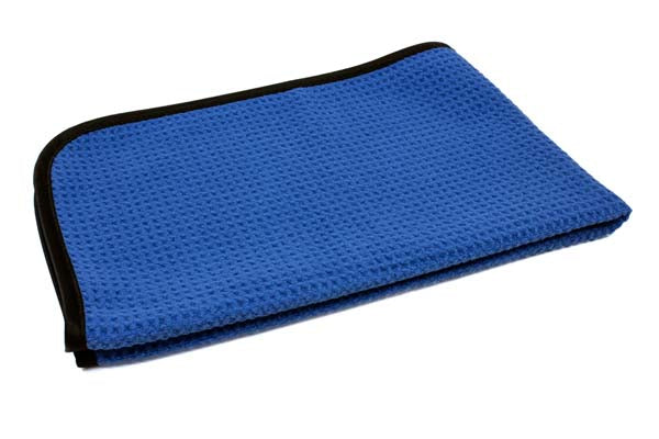 Korean Premium Waffle-Weave Window and Drying Towel  (460 gsm, 16 in. x 24 in.)