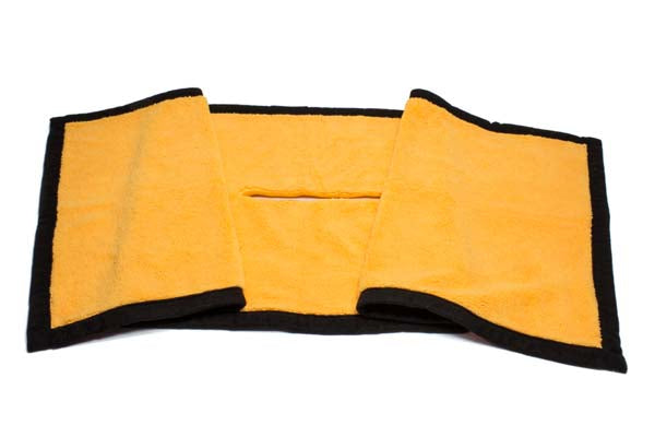 Plush Center Cut Microfiber Golf Towel  (360 gsm, 16 in. x 40 in.)