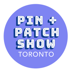 Pin + Patch Show Toronto logo