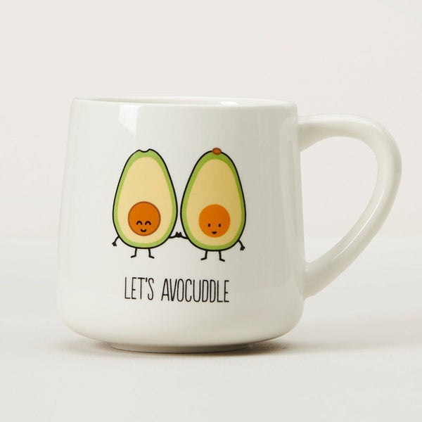 Let's Avocuddle Mug