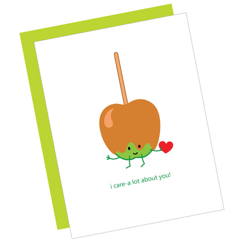 I Care-a Lot About You! Greeting Card