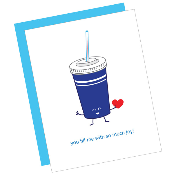 You Fill Me With So Much Joy! Greeting Card