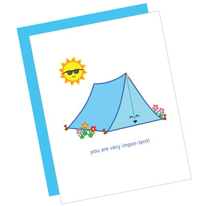 You Are Very Impor-tent! Greeting Card
