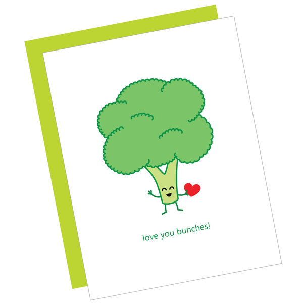 Love You Bunches! Greeting Card