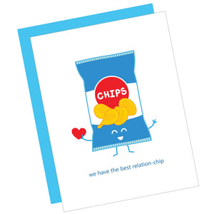 We Have the Best Relation-chip Greeting Card