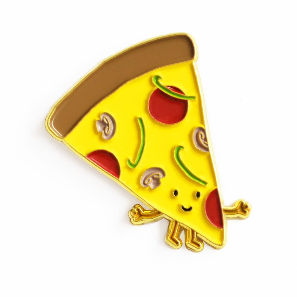 Pizza Enamel Pin