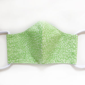 Kids Green Face Mask