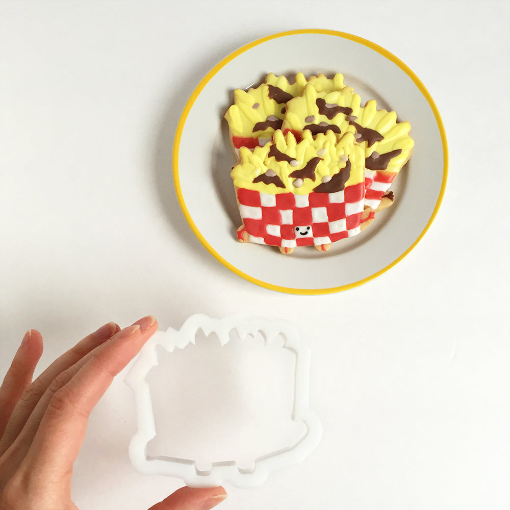 Poutine Cookie Cutter