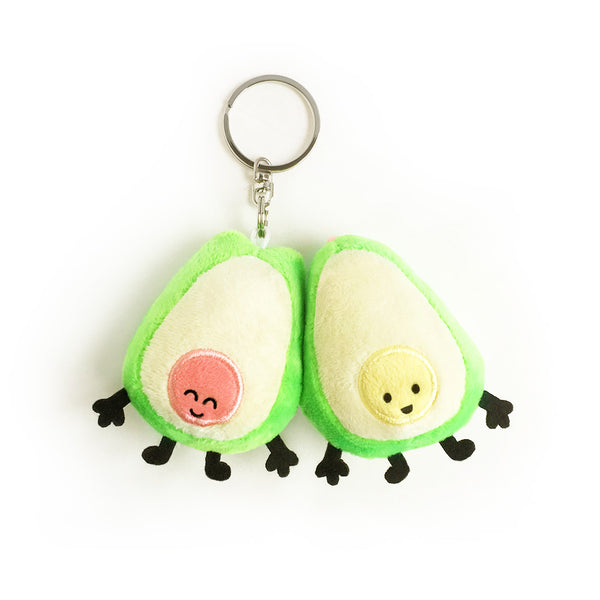 Let's Avocuddle Plush Keychain