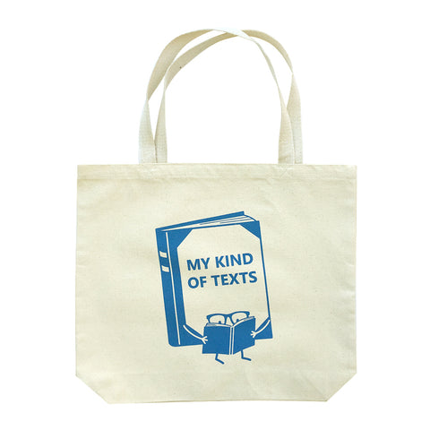 My Kind of Texts Tote Bag