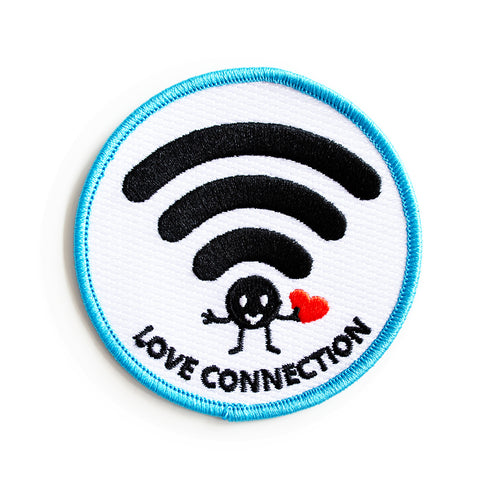 Love Connection Iron-on Patch