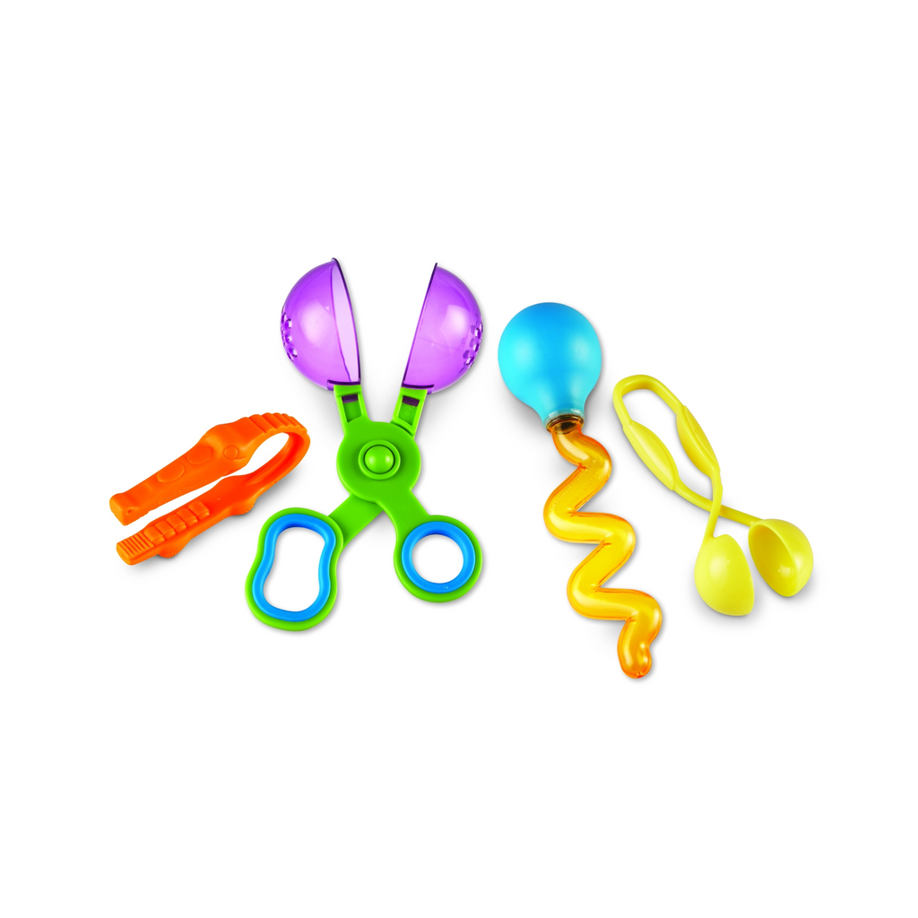 Learning Resources Helping Hands Fine Motor Tool Set™ - Helfende Hände