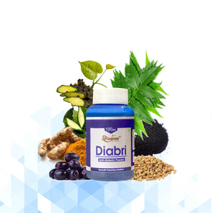 Diabri- Anti-Diabetic Capsules and Powder Combo