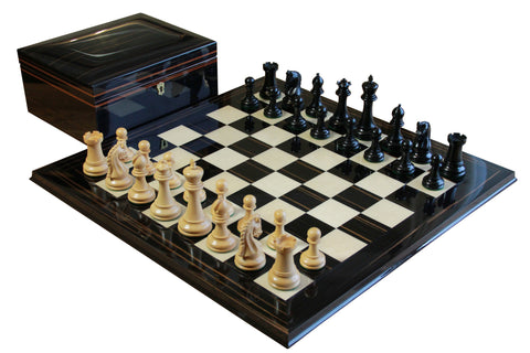 Eminence Imperial Makassar Chess Set - Luxury Games - 1