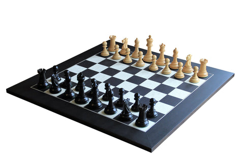 Broadbent Anegre Chess Set